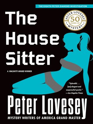 Click this cover for a(n) eBook sample of The House Sitter.