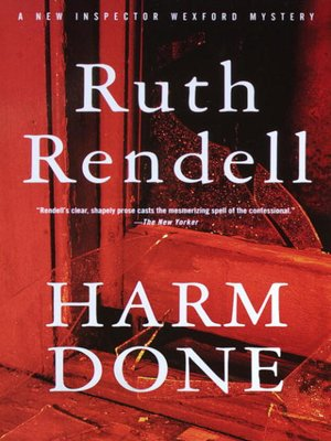 Cover of Harm Done