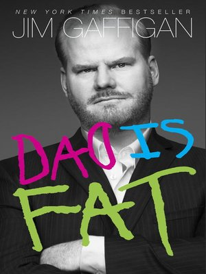 Click this cover for a(n) eBook sample of Dad is Fat.