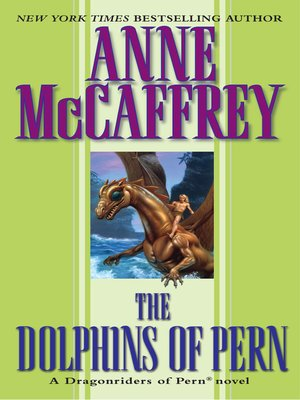 Click this cover for a(n) eBook sample of The Dolphins of Pern.