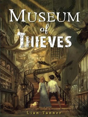 Click this cover for a(n) eBook sample of Museum of Thieves
