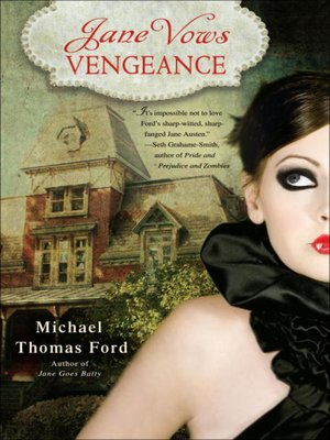 Click this cover for a(n) eBook sample of Jane Vows Vengeance.