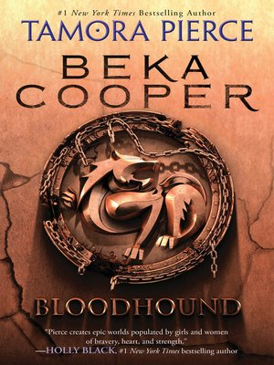Click this cover for a(n) eBook sample of Bloodhound