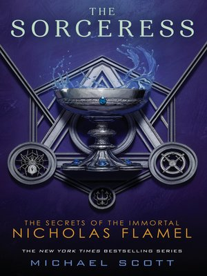 Click this cover for a(n) eBook sample of The Sorceress