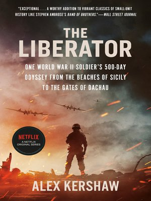 Click this cover for a(n) eBook sample of The Liberator.