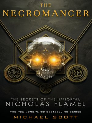 Click this cover for a(n) eBook sample of The Necromancer.