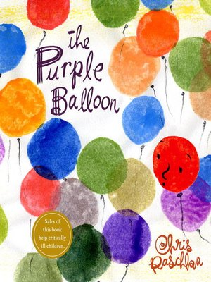 Cover of The Purple Balloon