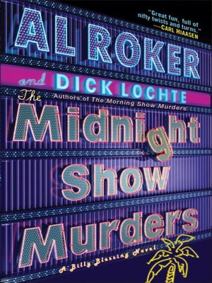 Click this cover for a(n) eBook sample of The Midnight Show Murders.