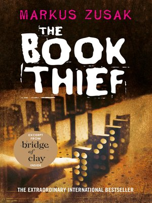 Click this cover for a(n) eBook sample of The Book Thief.