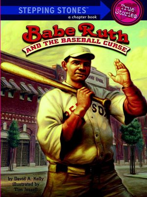 Click this cover for a(n) eBook sample of Babe Ruth and the Baseball Curse
