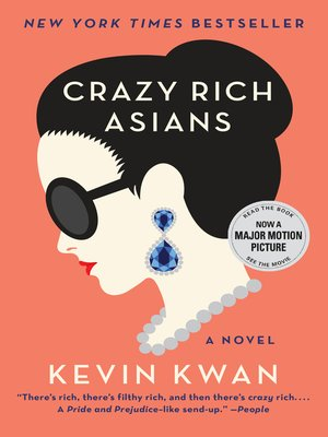 Click this cover for a(n) eBook sample of Crazy Rich Asians