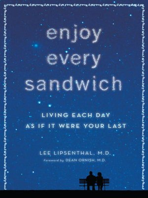 Click this cover for a(n) eBook sample of Enjoy Every Sandwich.
