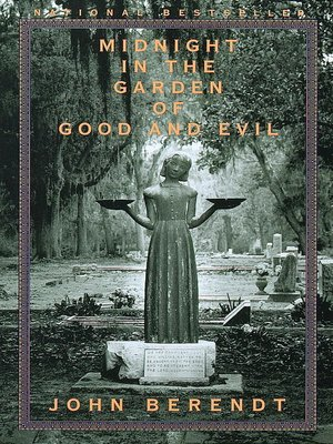 Click this cover for a(n) eBook sample of Midnight in the Garden of Good and Evil