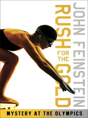 Click this cover for a(n) eBook sample of Rush for the Gold: Mystery at the Olympics.