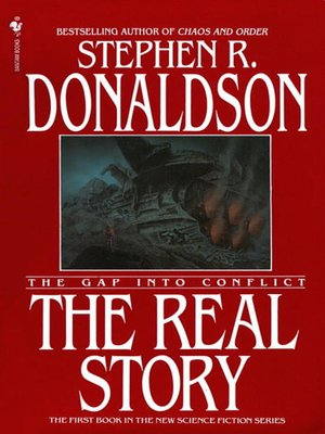 Click this cover for a(n) eBook sample of The Real Story: The Gap into Conflict