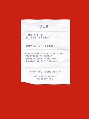 Click this cover for a(n) eBook sample of Debt