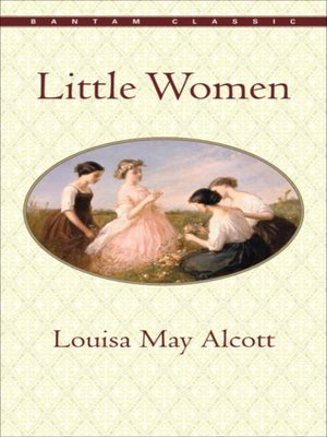 Click this cover for a(n) eBook sample of Little Women.