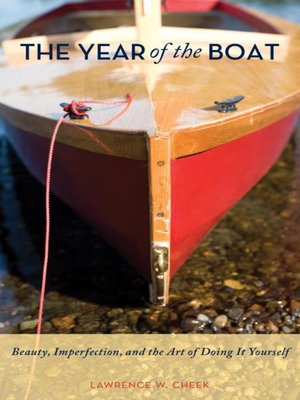 Click this cover for a(n) eBook sample of The Year of the Boat