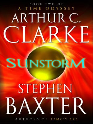 Click this cover for a(n) eBook sample of Sunstorm