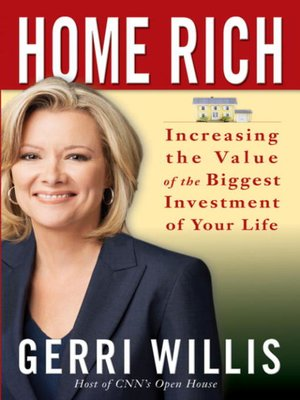 Click this cover for a(n) eBook sample of Home Rich