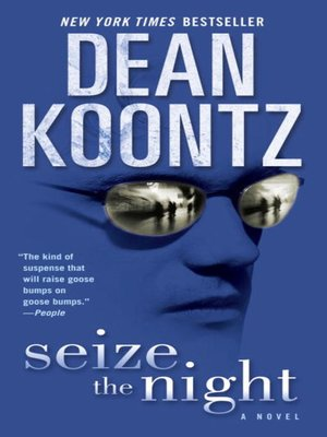 Click this cover for a(n) eBook sample of Seize the Night.
