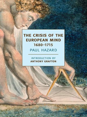 The Crisis of the European Mind