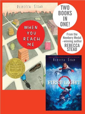 Click this cover for a(n) eBook sample of When You Reach Me/First Light.