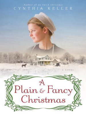 Click this cover for a(n) eBook sample of A Plain & Fancy Christmas.