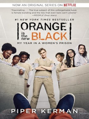 Click this cover for a(n) eBook sample of Orange Is the New Black.