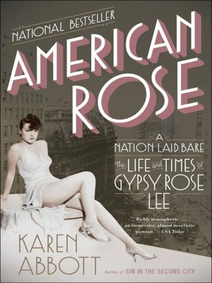 Click this cover for a(n) eBook sample of American Rose.