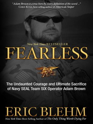 Click this cover for a(n) eBook sample of Fearless.