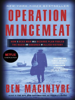Click this cover for a(n) eBook sample of Operation Mincemeat.