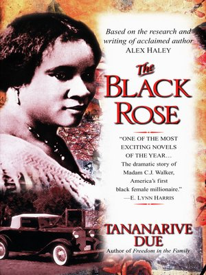 Click this cover for a(n) eBook sample of The Black Rose