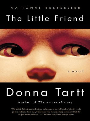 Cover of The Little Friend
