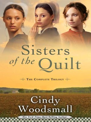 Click this cover for a(n) eBook sample of Sisters of the Quilt