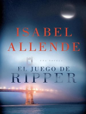 Click this cover for a(n) eBook sample of El juego de Ripper.