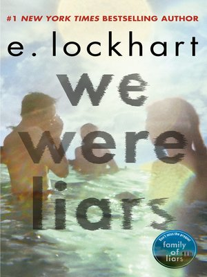 Click this cover for a(n) eBook sample of We Were Liars.