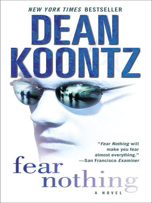 Click this cover for a(n) eBook sample of Fear Nothing
