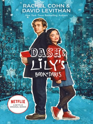 Click this cover for a(n) eBook sample of Dash & Lily's Book of Dares.
