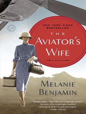 Click this cover for a(n) eBook sample of The Aviator's Wife.