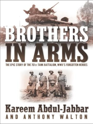 Click this cover for a(n) eBook sample of Brothers In Arms