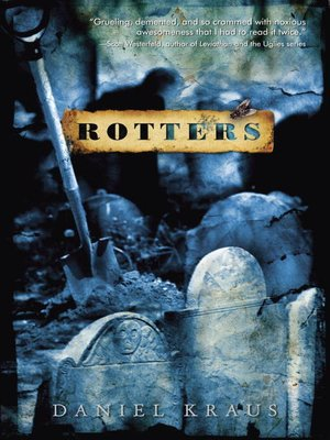 Click this cover for a(n) eBook sample of Rotters.