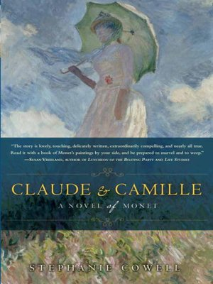Click this cover for a(n) eBook sample of Claude & Camille