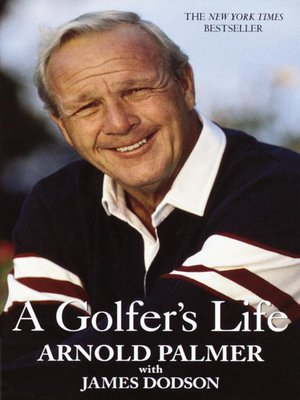 Cover of A Golfer's Life