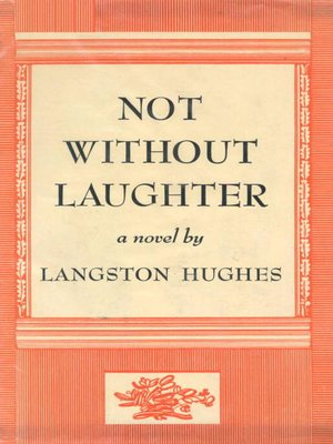 Click this cover for a(n) eBook sample of Not Without Laughter
