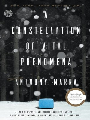 Cover of A Constellation of Vital Phenomena