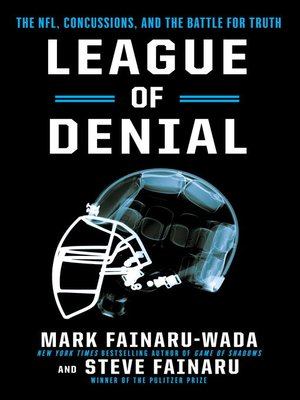 Click this cover for a(n) eBook sample of League of Denial.