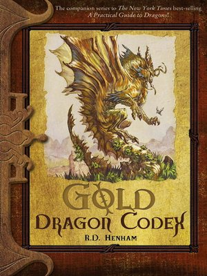 Click this cover for a(n) eBook sample of Gold Dragon Codex