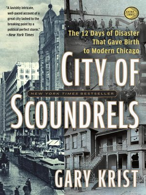 Click this cover for a(n) eBook sample of City of Scoundrels