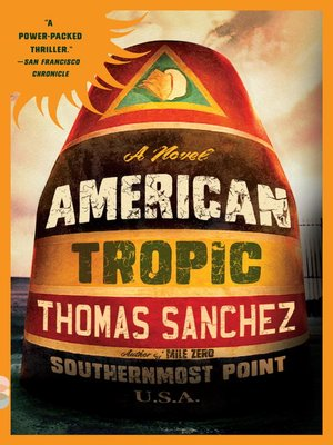 Click this cover for a(n) eBook sample of American Tropic.
